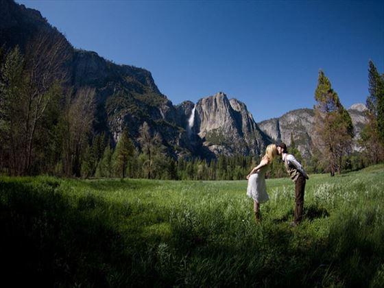 Yosemite kisses
