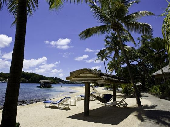 Young Island beach, Grenadines