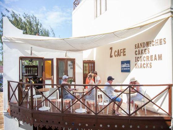 Z Cafe at Z Hotel