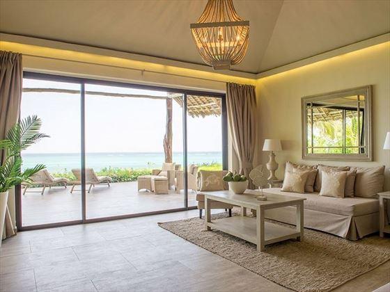 Zawadi Hotel living area