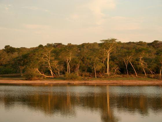 Zululand lake, Maputo