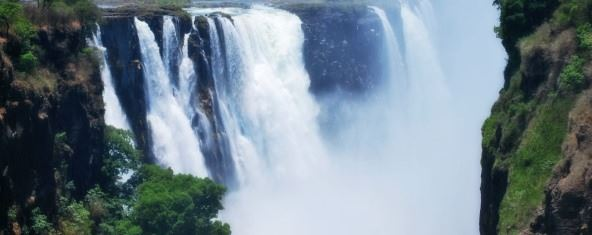 Alex's photo of Victoria Falls