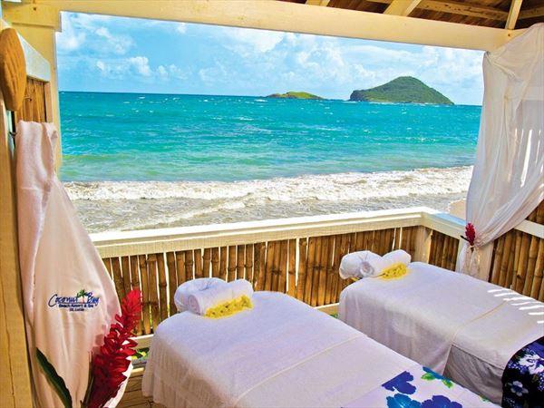 coconut bay kai mer spa cabana