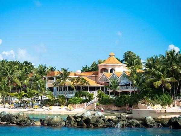 exterior image coco reef tobago