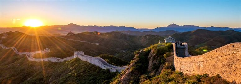 China and escorted tour