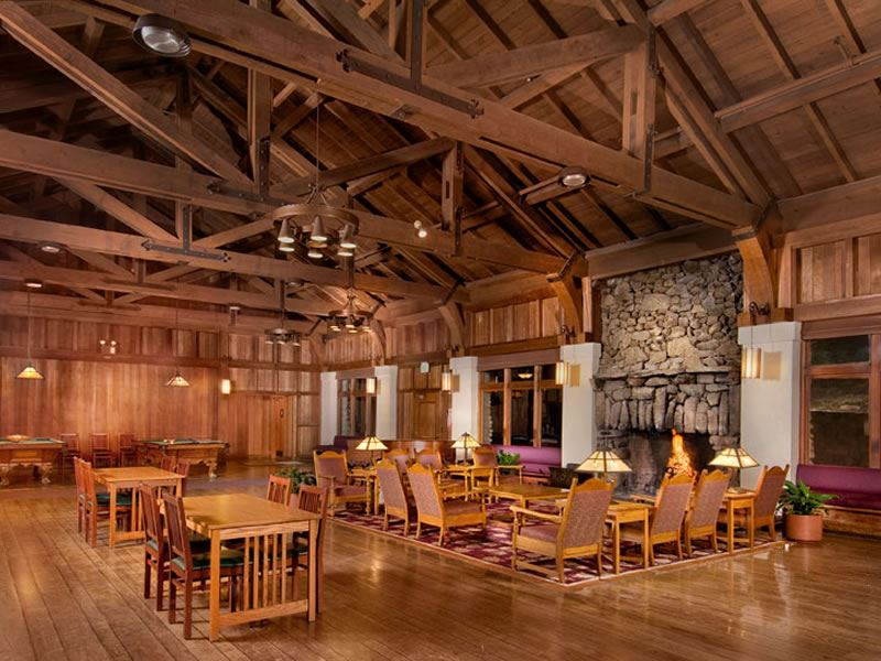 Asilomar Center, Hearst Social Hall