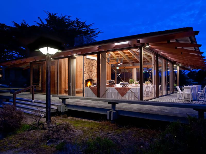 Asilomar Center, Surf and Sand exterior
