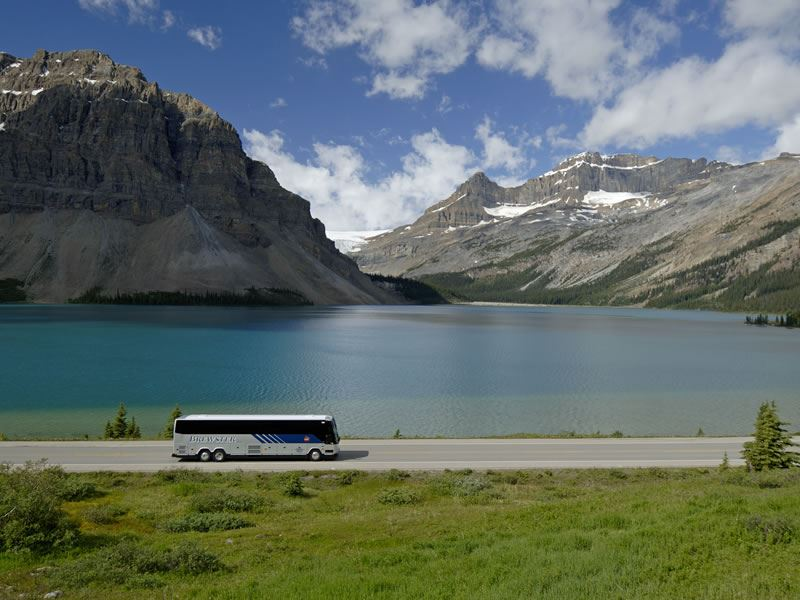 Bow Lake, Icefields Parkway, Banff National Park