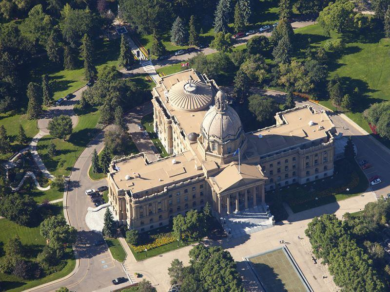 alberta legislature edmonton