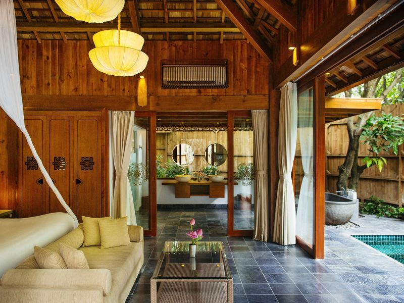 an lam retreats saigon river pool suite