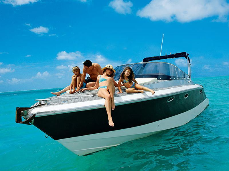 anahita private speedboat excursion
