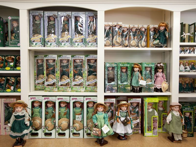 anne of green gables gift shop