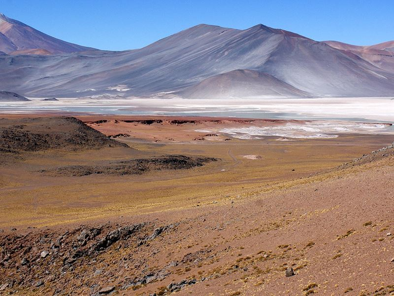 atacama plains