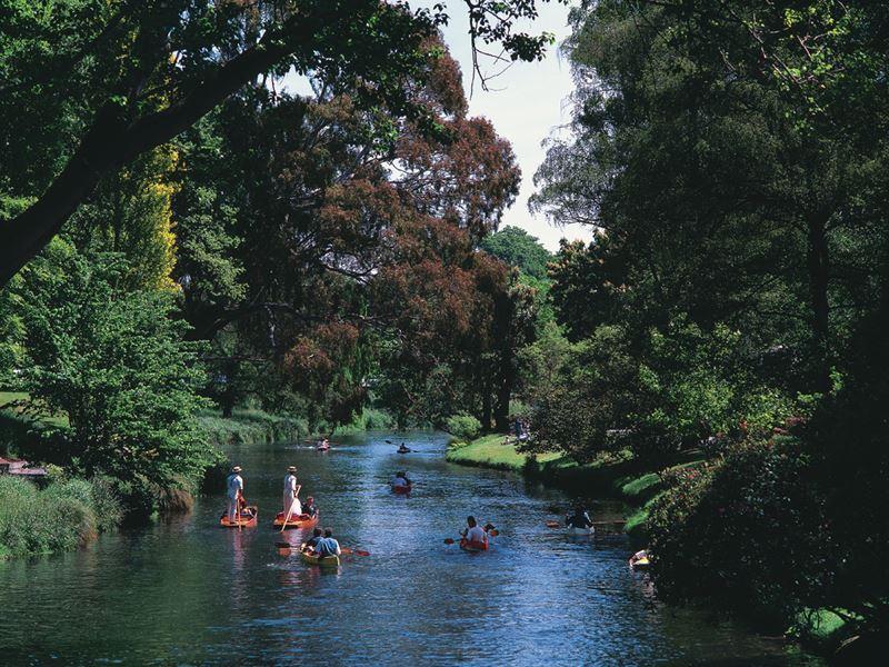avon river canterbury hiroshi nameda