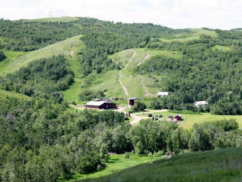 blue mountain adventure park saskatchewan