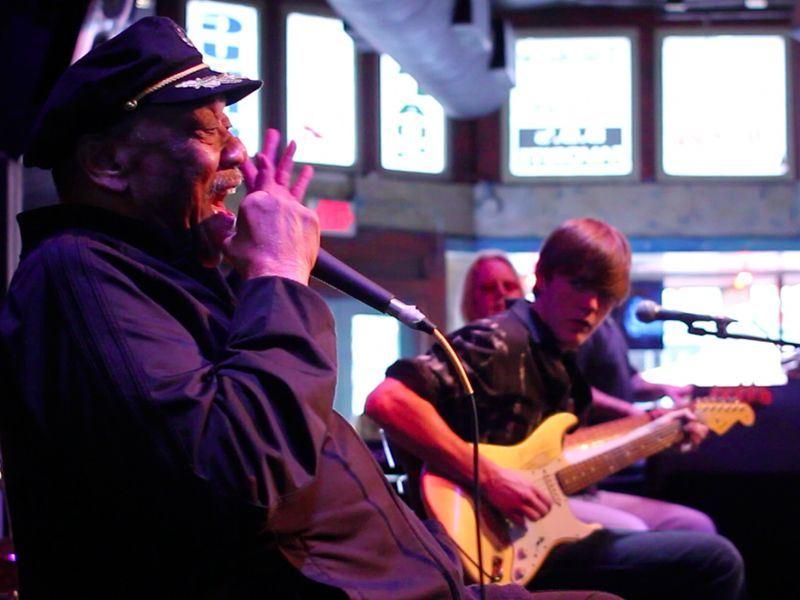 Blues on Beale Street, Memphis