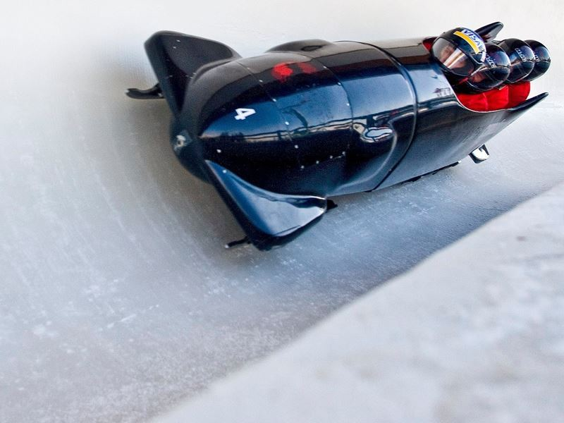 bobsleigh winsport