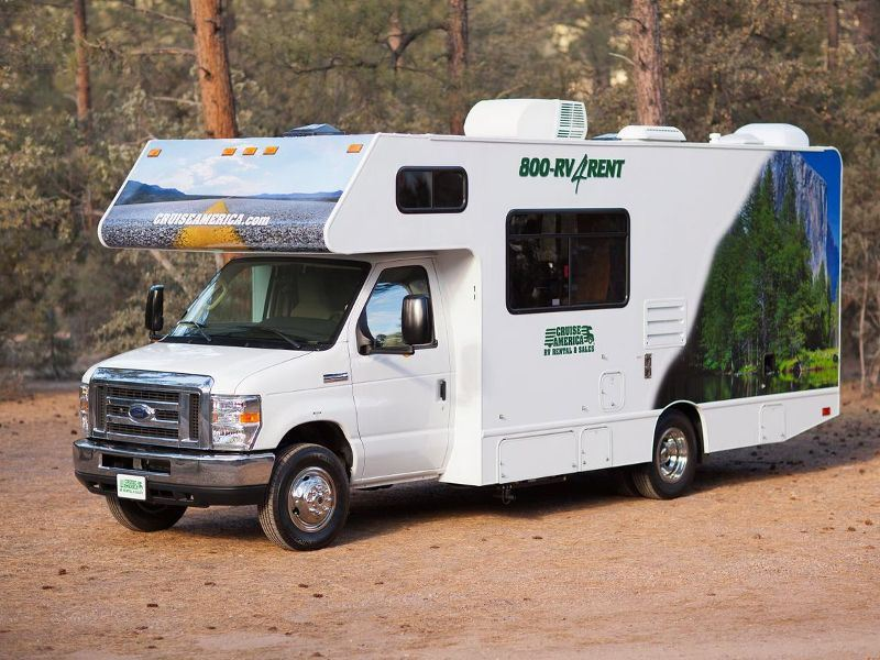Canada Motorhome Holidays 2019/2020 from Canadian Sky