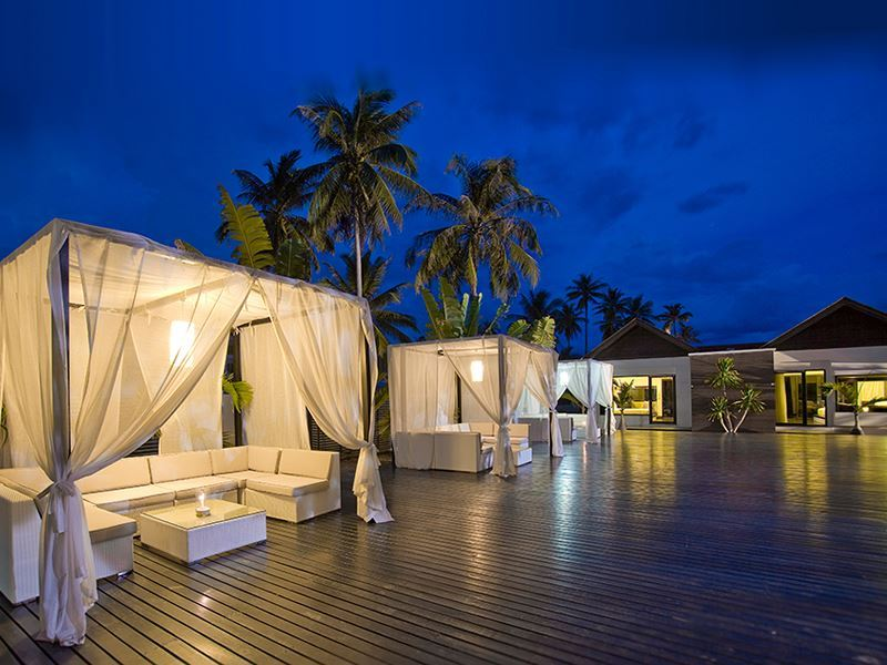 cabanas at aava resort spa