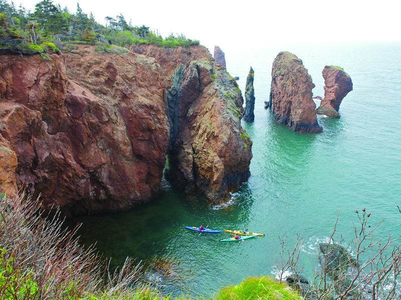 cape chignecto fundy shore