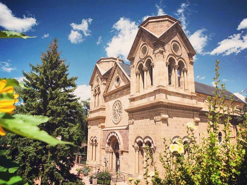 cathedral basilica st francis santa fe