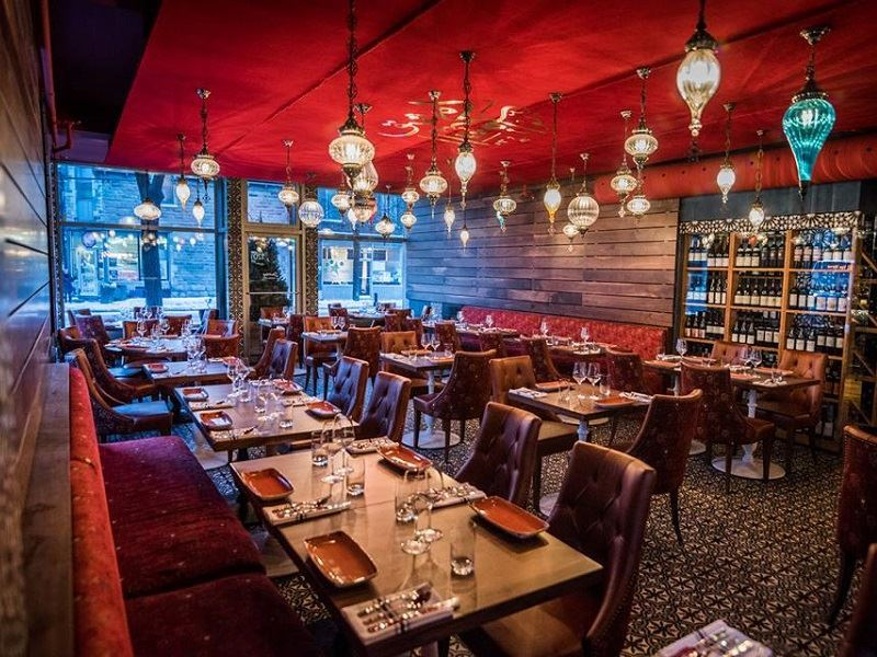 Damas Restaurant, Montreal