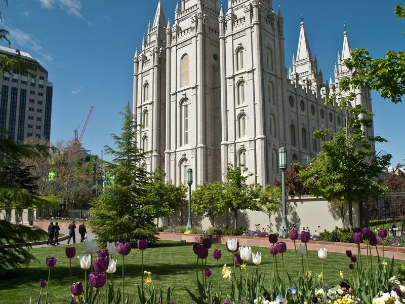 gardens temple square slc