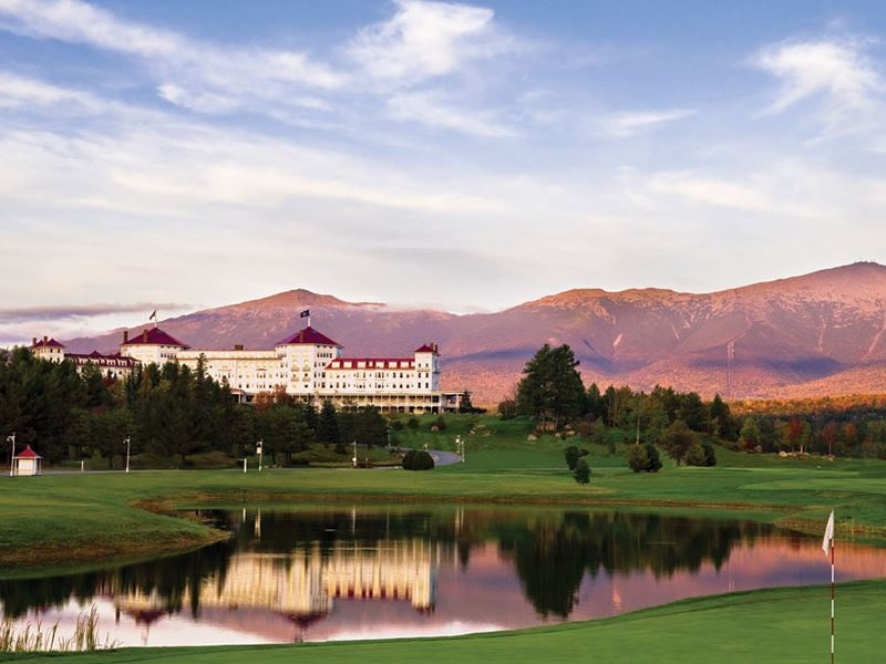 golf at bretton woods white mountains