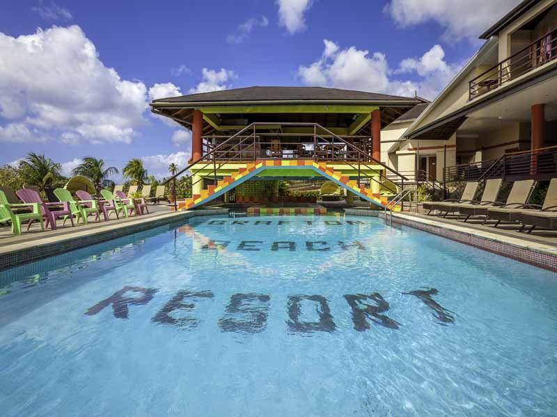 grafton beach resort pool to neptunes eagle eye