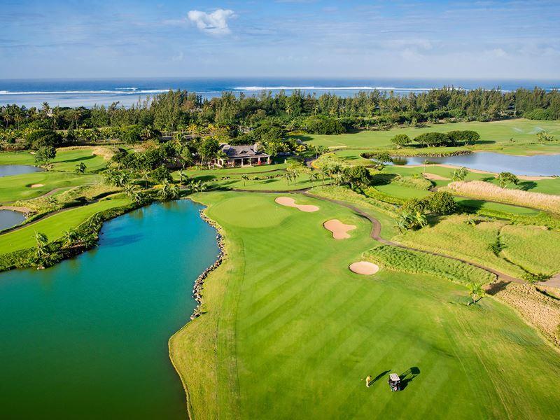heritage golf club bel ombre