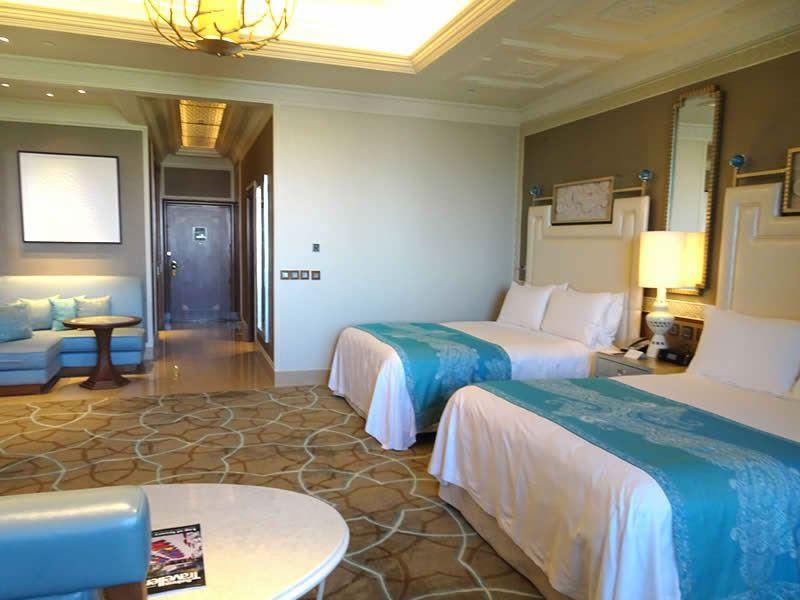 hotel room waldorf ras al khaimah