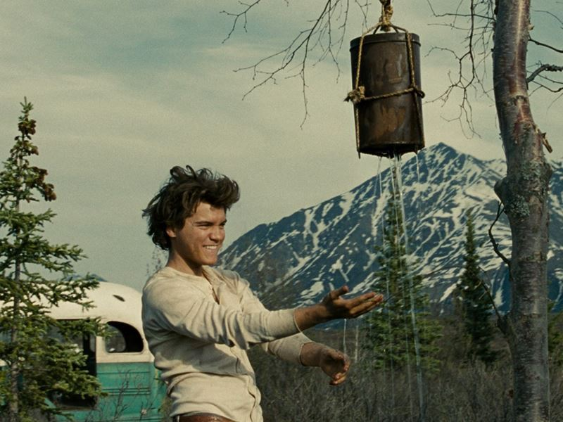 into the wild movie 2007