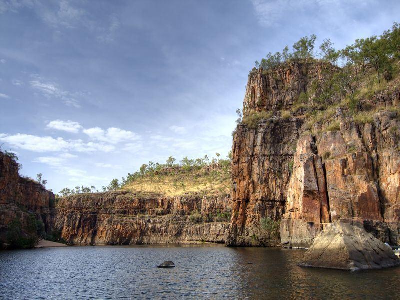 katherine gorge