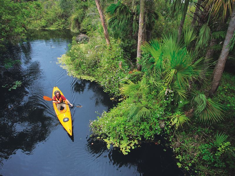 kayaking in fort myers