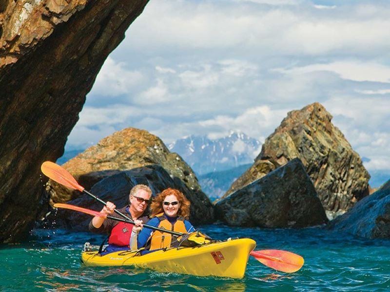 kayaking resurrection bay michael deyoung
