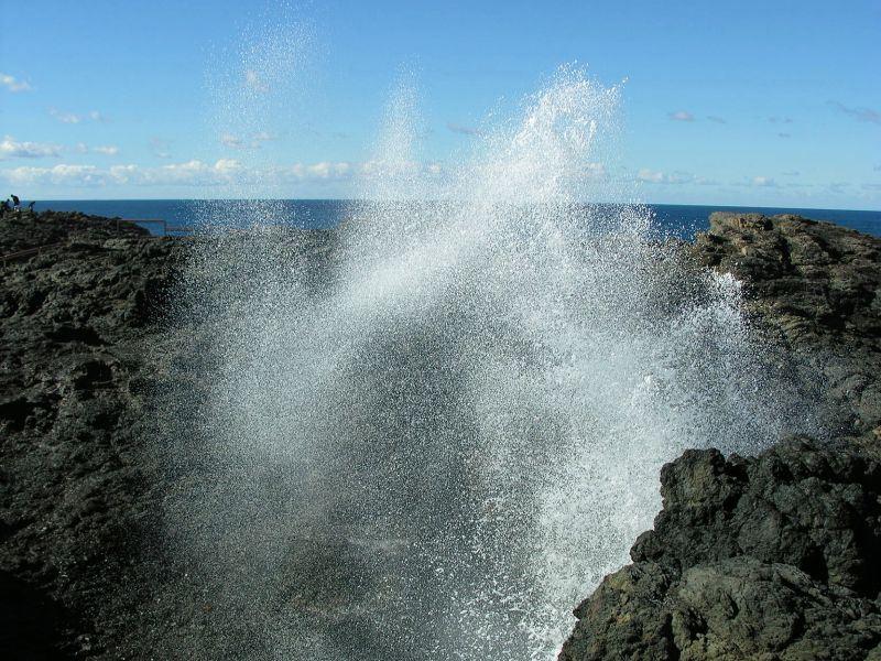 kiama blowhole south coast nsw