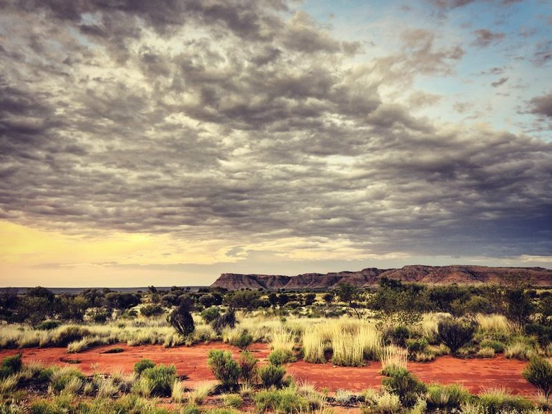 kings canyon australia red centre