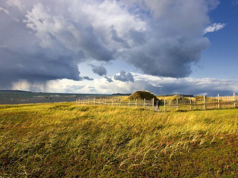 lanse aux meadows national historic site