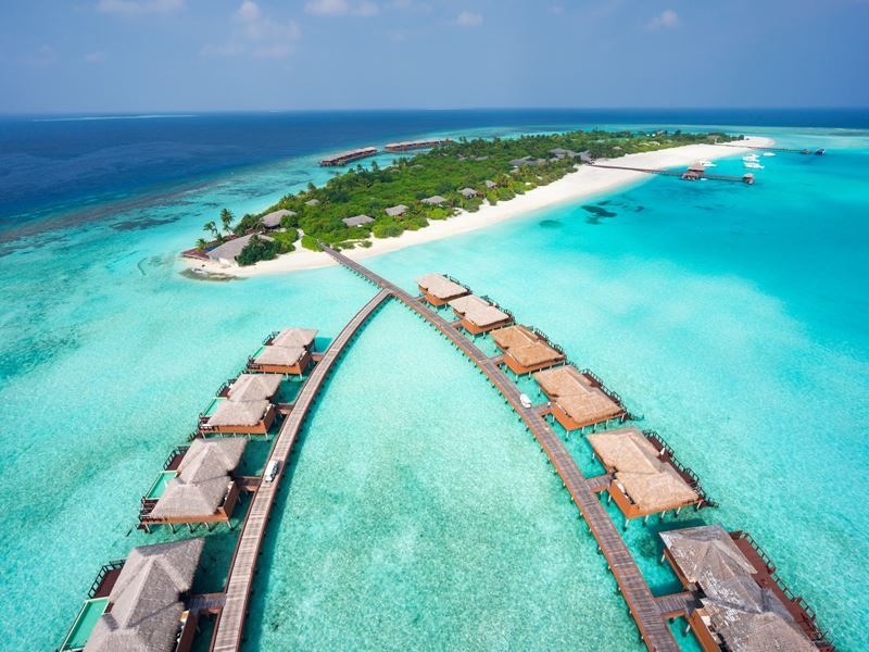 maldives over water villas