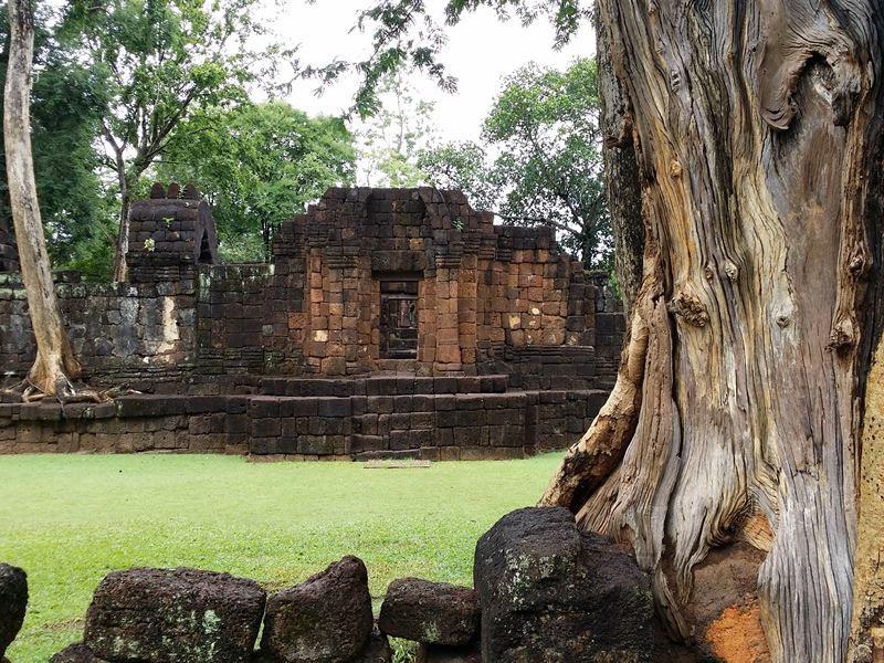 mueang sing historical park kanchanaburi