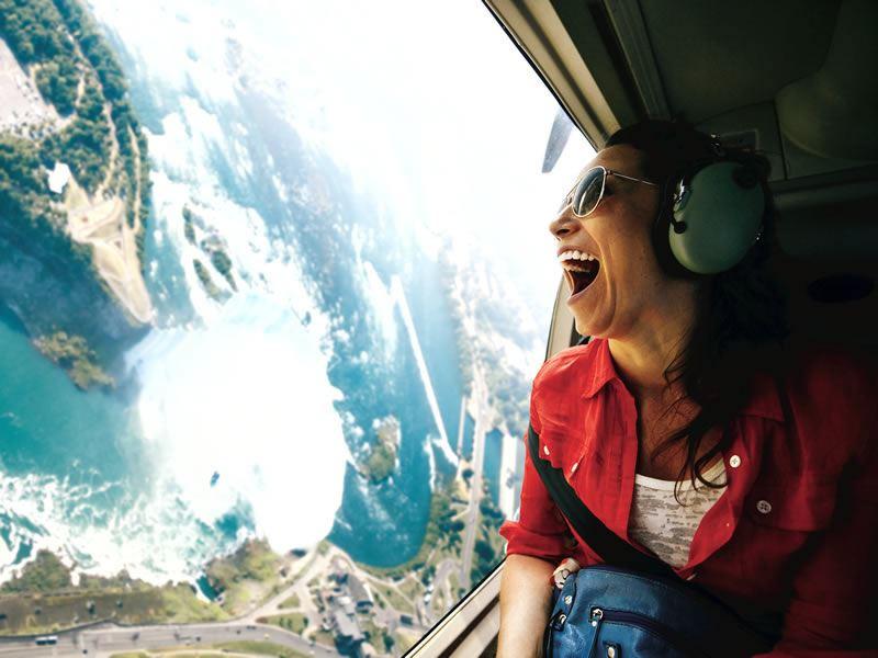 niagara falls helicopter tour ontario