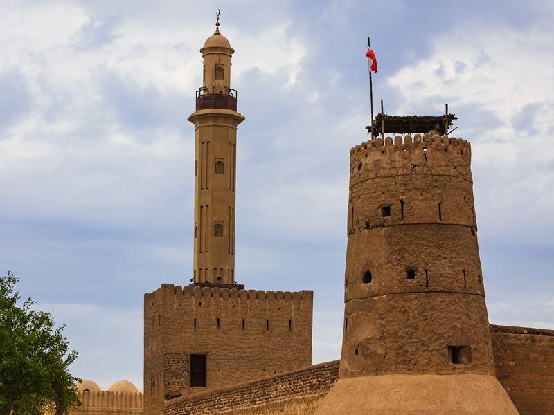 old fahidi fort dubai