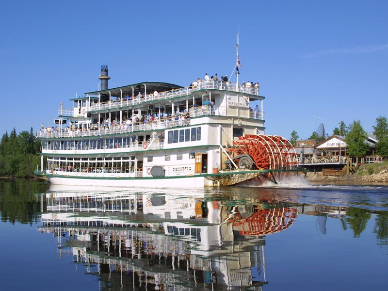 riverboat discovery iii alaska
