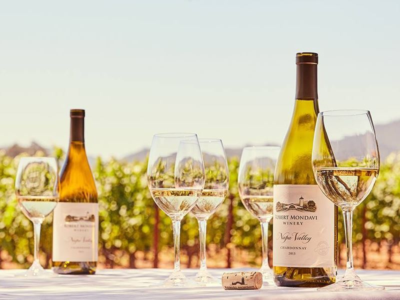 robert mondavi winery napa valley