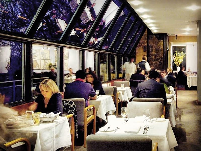 Scaramouche Restaurant, Toronto