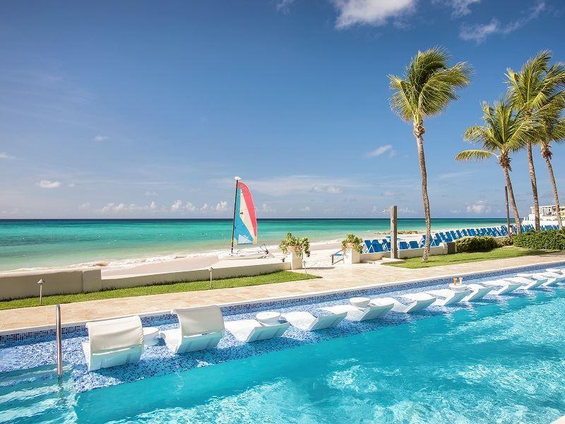 turtle beach by elegant hotels lap pool