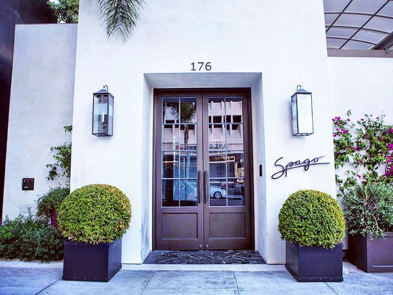 spago beverly hills