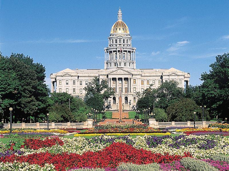 state capitol building denver