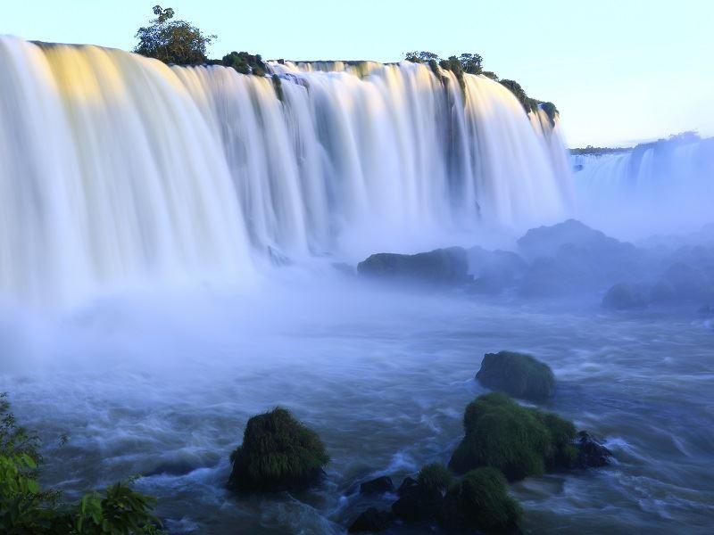 the iguaca falls argentina