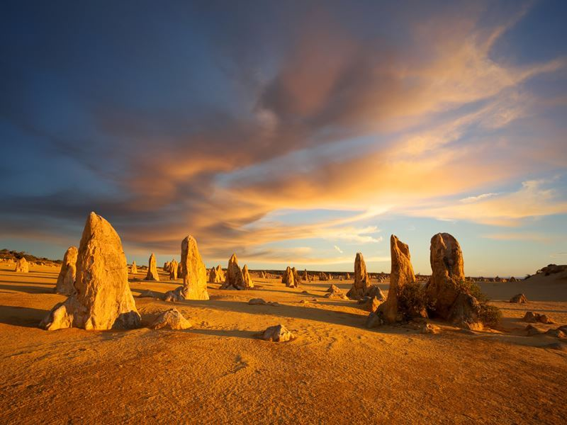 the pinnacles western australia